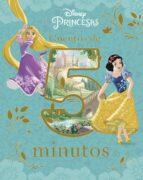 princesas (cuentos de 5 minutos) 9788499517612