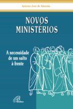 novos ministérios (ebook)-antonio josé de almeida-9788535639612