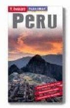 insight flexi map: peru (1: 2 500 000) (insight guide)-9789812581112