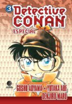 detective conan: especial nº 3 gosho aoyama 8432715021322