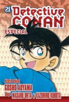 detective conan: especial nº 21-gosho aoyama-8432715029922