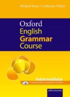 oxford english grammar course: intermediate: with answers cd-rom pack-wole soyinka-9780194420822
