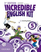 incredible english kit 5 ab 3 ed 9780194443722