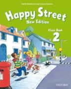 happy street new edition class book-9780194730822