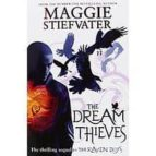 the dream thieves (the raven cycle 2)-maggie stiefvater-9781407136622