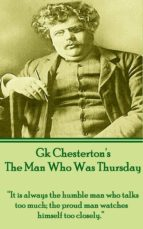 the man who was thursday (ebook)-g.k. chesterton-9781780008622