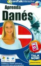 talk now! learn danes (beginners) (cd rom) 9781843520122