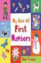 Libros electrónicos móviles para descargar gratis My book of first numbers