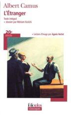 l etranger (texte integral + dossier)-albert camus-9782070306022