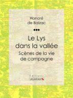 le lys dans la vallée (ebook)-honoré de balzac- ligaran-9782335005622