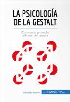 la psicología de la gestalt (ebook)-9782806274922