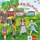 auf in die schule! - cd + guía-9783125547322