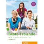 beste freunde a2/1: deutsch für jugendliche.deutsch als fremdsprache / arbeitsbuch mit cd rom 9783193610522