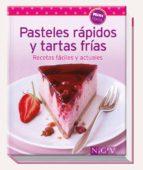pasteles rápidos y tartas frias (minilibros de cocina) 9783625006022