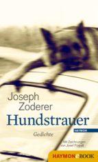 hundstrauer (ebook)-joseph zoderer-9783709971222