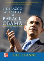 liderazgo al estilo de barack obama shel leanne 9786071505422