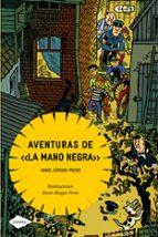 aventuras de la mano negra (cometa + 10)-hans jurgen press-9788408090922
