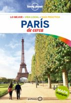 paris de cerca 2017 (lonely planet) (5ª ed.) catherine le nevez 9788408164722