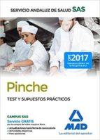 pinche del servicio andaluz de salud: test y supuestos practicos 9788414214022