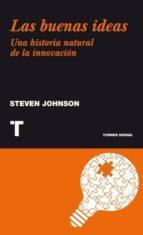 las buenas ideas (ebook)-steven johnson-9788415427322