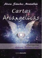 cartas arcangélicas alicia sanchez montalban 9788415465522
