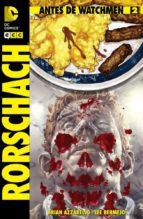 antes de watchmen: rorschach núm. 02-brian azzarello-9788415748922