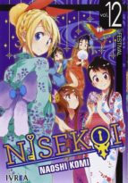 nisekoi nº 12-naoshi komi-9788416243822