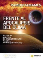 frente al apocalipsis del clima-ramon tamames-9788416583522