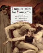 tratado sobre los vampiros augustin calmet 9788416968022
