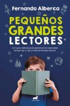 pequeños grandes lectores-fernando alberca-9788417664022