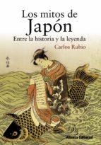 los mitos de japon-carlos rubio-9788420608822