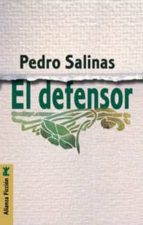 el defensor pedro salinas 9788420645322