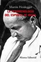 la fenomenologia del espiritu de hegel-9788420647722
