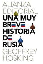una muy breve historia de rusia-geoffrey hosking-9788420687322