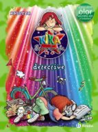 detective (olor y color) (kika superbruja) 9788421687222