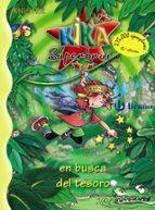 kika superbruja en busca del tesoro 9788421692622