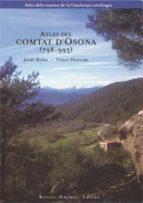 atles del comtat d osona (798-993)-victor hurtado-jordi bolos-9788423206322