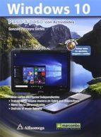 windows 10 paso a paso con actividades-9788426723222