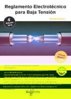 reglamento electrotécnico para baja tensión (rebt) (4ª ed.)-benilde bueno gonzalez-9788426725622