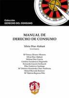 manual de derecho de consumo-silvia diaz alabart-9788429019322