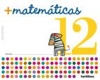 cuaderno de matematicas 12 (educacion infantil)-9788429407822