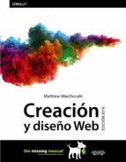 creacion y diseño web. edicion 2016 matthew macdonald 9788441537422