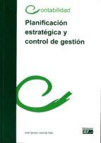 planificación estratégica y control de gestión-jose ignacio llorente olier-9788445430422