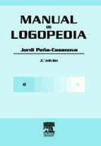 manual de logopedia (3ª ed.)-jordi peña-casanova-9788445811122
