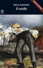 el suicidio (2ª ed.) emile durkheim 9788446035022