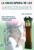 la enciclopedia de las antigüedades hiddi halbertsma 9788466211222
