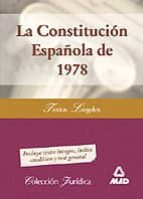 la constitucion española de 1978-9788466548922