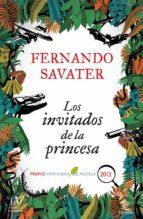 los invitados de la princesa (premio primavera 2012)-fernando savater-9788467007022