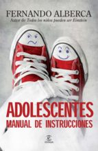 adolescentes manual de instrucciones (ebook) fernando alberca 9788467009422