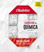 ejercicios de química para bachillerato (chuletas 2016)-9788467044522